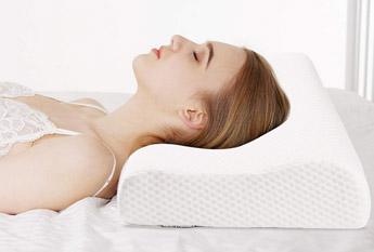Como elegir una almohada cervical